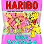 Haribo Biba Soft Bears Gummi Candy 200 g