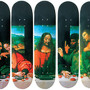 Last Supper Decks