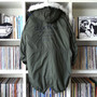 M-65 Shell Parka(dead stock) customized by W.A.L.L.