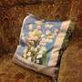 miracle mineral lily -cushion cover