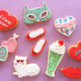 cute cute sugar cookies