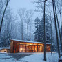 Small, One Room Cabin in Massachusetts With an Impressive Layout | Freshome