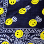 Smiley Face Bandanas Tee