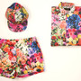 BRIGHT FLOWER PRINT
