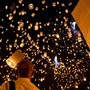 sky lantern festival