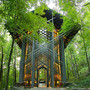 Non-Denominational Chapel Stands in Harmony with Nature