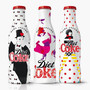 Marc Jacobs x Diet Coke 30th European Anniversary Bottles