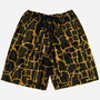 SUNSEA Giraffe shorts