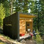 DIY Small Cabin, via Sunset Magazine