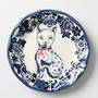 Fine Feline Plate