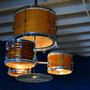Drum Kit Chandelier
