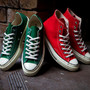 First String 1970 Chuck Taylor All Star Christmas Pack
