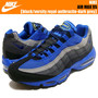 AIR MAX 95 black/versity royal-anthracite-dark grey