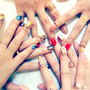 Nail Ring collection