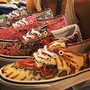 LIBERTY ART FABRICS × VANS AUTHENTIC & ERA COLLECTION