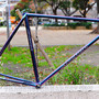 ANCHOR NJS Keirin Track Frame 