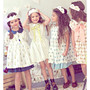 For a Soiree Dress Girls Peter Pan Collar Dress