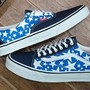VANS OLD SKOOL & ERA STARS DRESS BLUES/TRUE WHITE