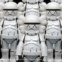 STAR WARS StormTrooper KAWS Version
