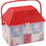 Cottage Sewing Basket