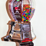 Old Candy Dispenser - New Candy Photograph  - Old Candy Dispenser - New Candy Fine Art Print