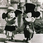 Mickey and Minnie Mouse 1961
