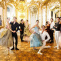 Ballet Outfits for Vienna Philharmonic New Year Concert