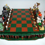 Star Wars - Return Of The Jedi Chess Set