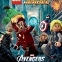 Marvel's The Avengers poster by LEGO