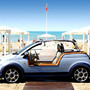 Electric FIAT 500 Beach Buggy