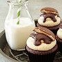Tagalong Cupcakes