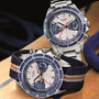 Heritage Chrono Blue 70330B