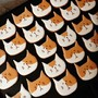 japanese cat cookies