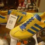 "「<deadstock>'93 adidas RUNNER yellow/blue""made in SLOVENIA"" size:25cm 9500yen」販売中"