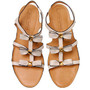 Bow Gladiator Sandals