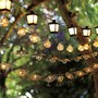 Mercury Glass Globe String Lights and so on...
