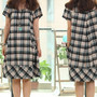 Heart love/ babydoll cotton dress
